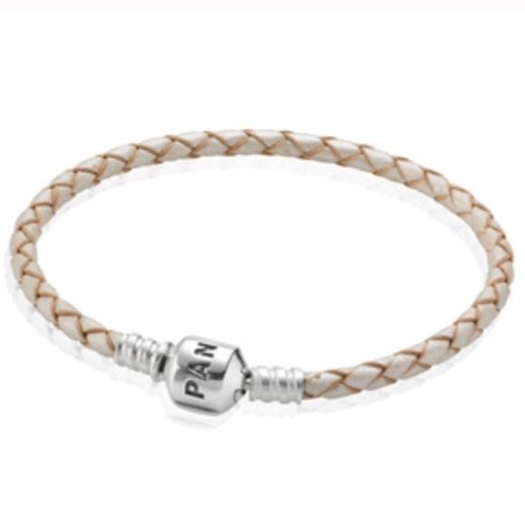 pandora rope bracelet